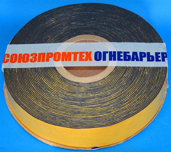 термоуплотнительная лента ЛТРУ-2-35
