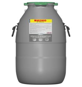 Огнезащитная краска для воздуховодов, 150 кг