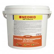 Огнезащитная краска для деревянных покрытий NEOMID 60кг