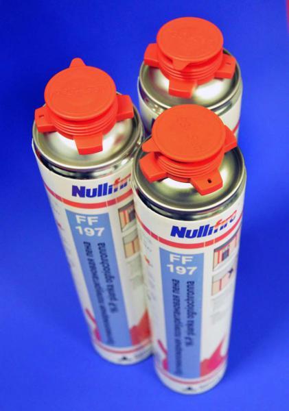 Огнестойкая пена Nullifire FF197