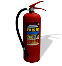 Огнетушитель ОП-4 АВСЕ (5 литров)
