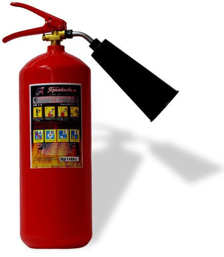 Огнетушитель ОУ-3 (5 литров) ВСЕ