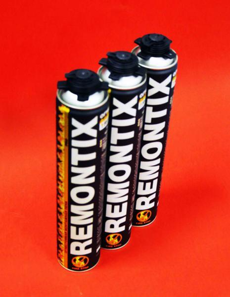 Противопожарная пена Remontix Pro Fire Stop