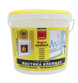 Универсальная мастика Neomid Supercontact 1,5 кг.