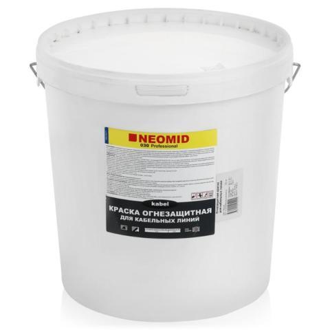 Огнезащитная краска для кабельных линий, 150 кг