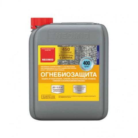 Neomid 450 – огнебиозащитный, 5 кг