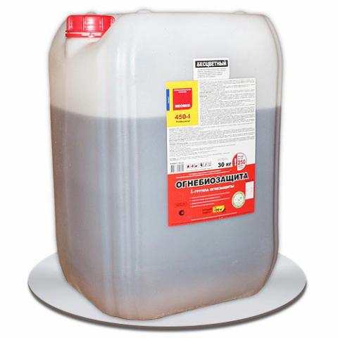 Neomid 450-i – огнебиозащита для дерева 1 и 2 группа, 30 кг