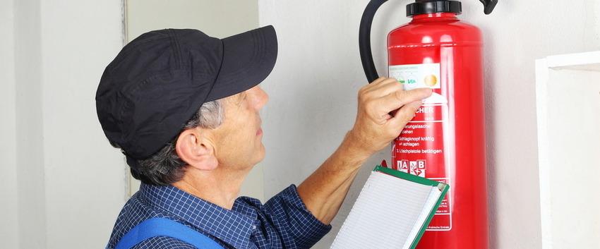Как пользоваться огнетушителем — базовые правила