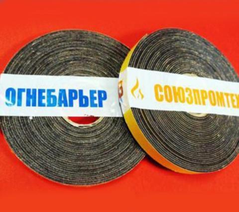 Лента термоуплотнительная ОГНЕБАРЬЕР ЛТРУ 1*60