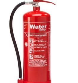 Огнетушитель водный (ОВ)