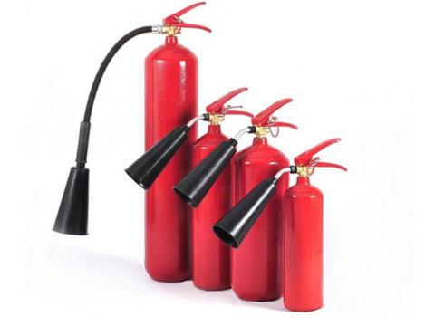 Огнетушитель  углекислотный (ОУ)